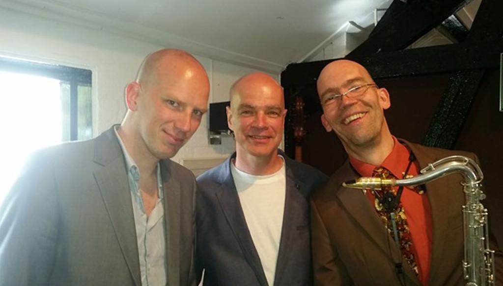 Trio Arthur Heuwekemeijer