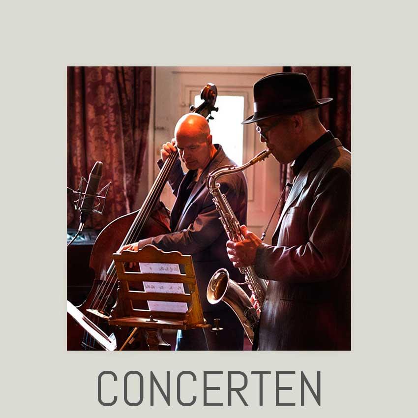 Concerten - agenda